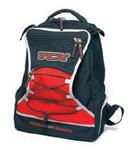 TCX batoh černo-červený