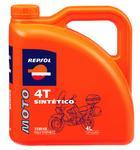 Repsol Moto SINTETICO 4T 10W40 4ltr