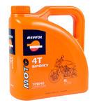Repsol Moto Sport 4T 10W40 4ltr