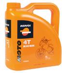 Repsol Moto Rider 4T 15W50 4ltr