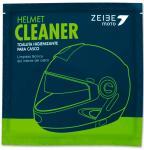 Zeibe moto 10104 helmet cleaner čistící ubrousek na vnitřní výstelku helmy