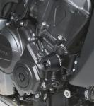 Barracuda padací protektory - Honda CB600F Hornet 2007-2013
