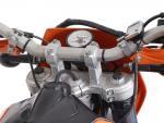 SW-Motech zvýšení řídítek průměr 28mm + 30mm stříbrné
