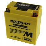 MotoBatt MB3U