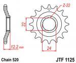 JT Sprockets JTF1125.17