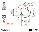 JT Sprockets JTF1299.14