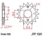 JT Sprockets JTF1321.13