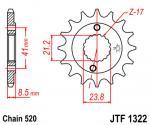 JT Sprockets JTF1322.13