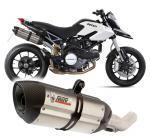 Mivv Suono nerez, carbon cap - Ducati Hypermotard 796, do 2010