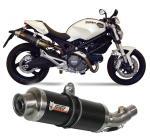 Mivv GP carbon - Ducati Monster 696, do 2008