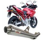 Mivv X-Cone nerez - Ducati Multistrada 1000, od 2004