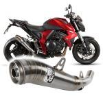 Mivv ghibli nerez - Honda CB 1000 R, do 2008