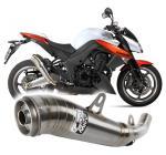 Mivv ghibli nerez - Kawasaki Z1000, do 2010