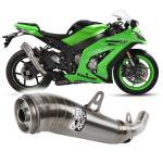 Mivv ghibli nerez - Kawasaki ZX 10 R, do 2011