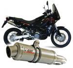 Mivv Round titan - KTM LC8 950 Adventure, 2003-2005