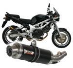 Mivv GP carbon - Suzuki SV 650, 1999-2002