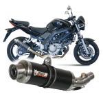 Mivv GP carbon - Suzuki SV 650, do 2004