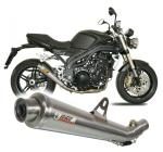 Mivv X-Cone nerez - Triumph Speed Triple, 2007-2010