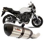 Mivv Suono nerez, carbon cap - Yamaha FZ6 Fazer, do 2004