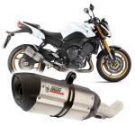 Mivv Suono nerez, carbon cap - Yamaha FZ8 / Fazer 8, do 2010