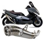 Mivv ghibli nerez - Yamaha T-Max, 2008-2011