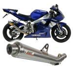 Mivv X-Cone nerez - Yamaha YZF R1, 1998-2001