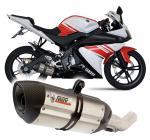 Mivv Suono nerez, carbon cap - Yamaha YZF R125, do 2008