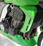 Ermax kryty chladiče bez barvy - Kawasaki Z 1000 2003/2006