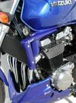 Ermax kryty chladiče modrá metalíza - Suzuki GSX 1400 2001/2010