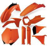 Acerbis plastový Full kit EXC / EXCF/12-13, oranžová