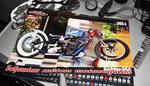 Kalendář 2014 Bohemian Custom Motorcycles