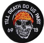 Till Death nášivka