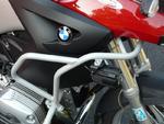 RDmoto vrchní padací rámy - BMW R 1200 GS/Adventure 06-07