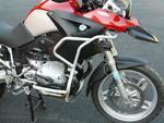 RDmoto padací rámy komplet - BMW R 1200 GS/Adventure 06-07
