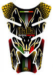 Motografix TA008M Quadpad Aprilia Multi Coloured