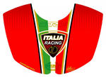 Motografix TD009R Italia Shield red - Ducati 999/749