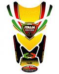 Motografix TD010Y Quadrapad Italia Racing yellow