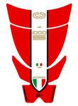 Motografix TDSCR red - Ducati Sport Classic 1000s