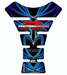 Motografix TS012KB Suzuki blue/black