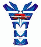 Motografix TS012W Suzuki blue/white
