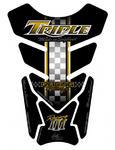 Motografix TT010K Quadpad Triumph black/gold