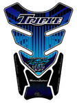 Motografix TT012B Quadpad Triumph blue