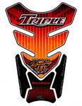 Motografix TT012O Quadpad Triumph green orange
