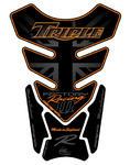 Motografix TT014KO Uninon Jack black/orange