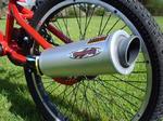 Turbospok Bicycle Exhaust