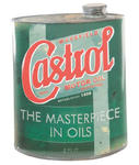 Castrol Tin Sign Classic 20