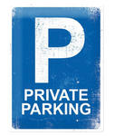 Metal Sign Private