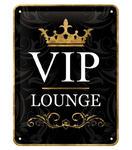 Metal Sign VIP Lounge