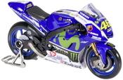 Valentino Rossi VR46 - Yamaha YZR-M1 2016 1:18
