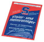 S100 Visor and Helmet Cleaner, Set of Wet And Dry Cloth, Set of 10